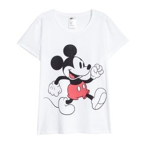 H&M Mickey Mouse T-Shirt